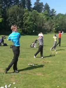 Tony Tomlinson Junior Golf Lesson